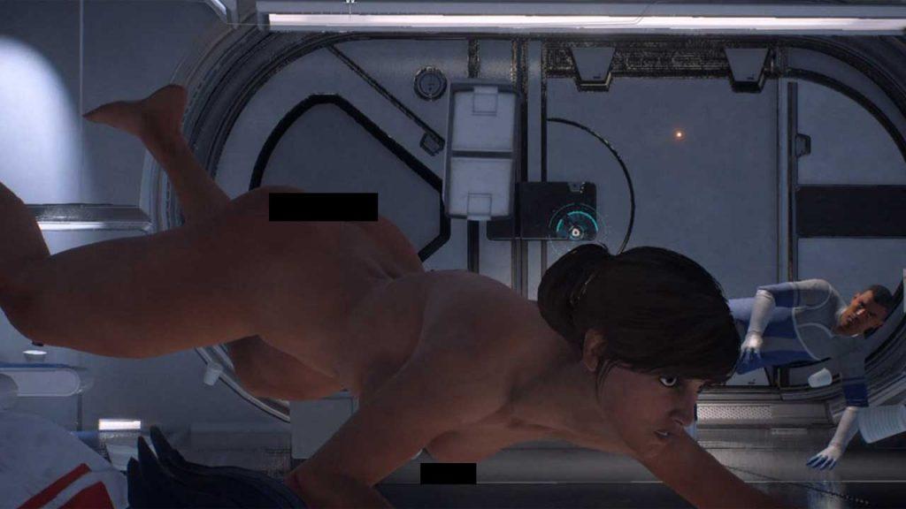 Bondage tickling man